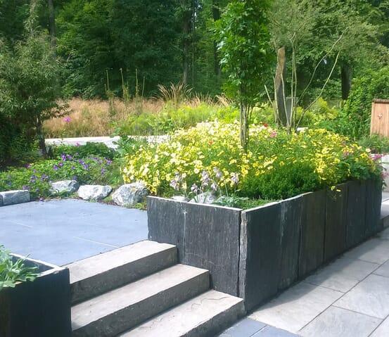 """Landesgartenschau 2017 – Der """"45-Grad-Garten"""""""