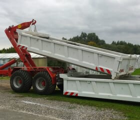 Containersystem - Container stapeln